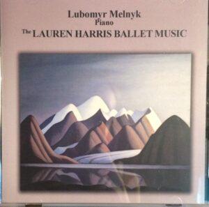 """""""MUSIC FOR LAUREN HARRIS""""  — Complete Ballet Music 2 CD Set"""