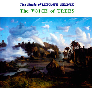 The VOICE  OF  TREES